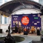 Пресс-конференция, посвященная IX фестивалю «Jazz в усадьбе Сандецкого»